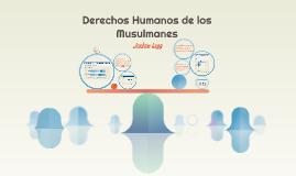 Derechos Humanos de los Muslamanes