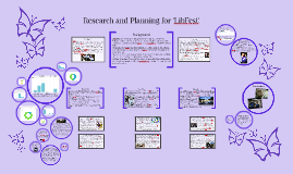 Research and Planning for 'LibFest'