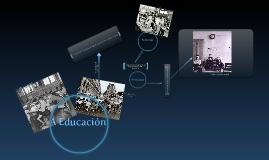 Copy of A educación