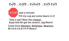 Bear Mitosis~~~~~~~ B*^)-I-<