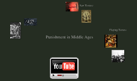 Punishment in Middle Ages