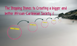 The Stepping Stones to Creating a bigger and better African-