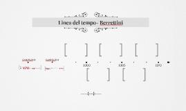 Linea del tempo- Berrettini
