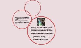 Antología de la obra de Erich Fromm acerca de la vilencia, s