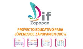 Presentación Proyecto Educativo Para Jóvenes de Zapopan