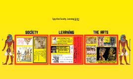 Egyptian Society, Learning & Art
