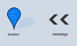 location and mereology