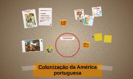 Colonização da América portuguesa