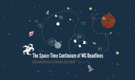 Copy of Basic Deadlines