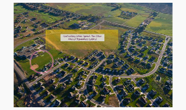 Controlling Urban Sprawl: The Other Kind of Population Contr