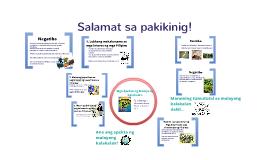 Copy of Mga Epekto ng Malayang Kalakalan
