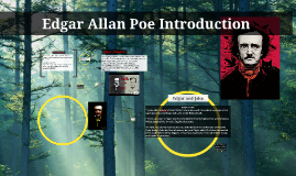 7th Grade: Edgar Allan Poe Intro