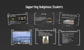 Supporting Indigenous Students