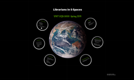 University of North Texas SLIS 5000 Looking Ahead: E-Readers & LibGuides