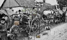 Життя на фронті і в тилу в роки першої світової війни(1914-1