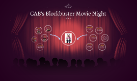 CAB's Blockbuster Movie Night