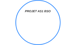 PROJET AS1 BSO