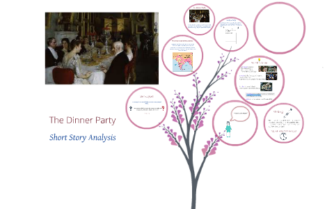 the dinner party by mona gardner analysis