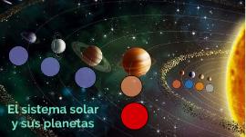 El Sistema Solar Y Sus Planetas Geh By Guillermo Mitchell
