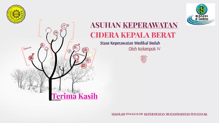 Asuhan Keperawatan Cidera Kepala Berat By Dias Perdana On Prezi