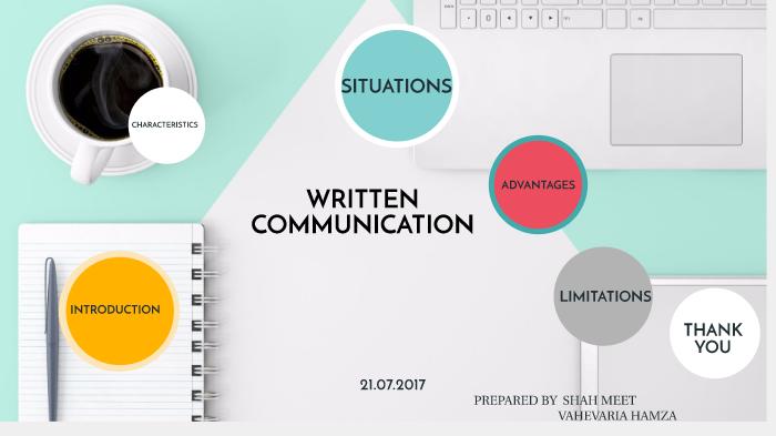 limitations of written communication