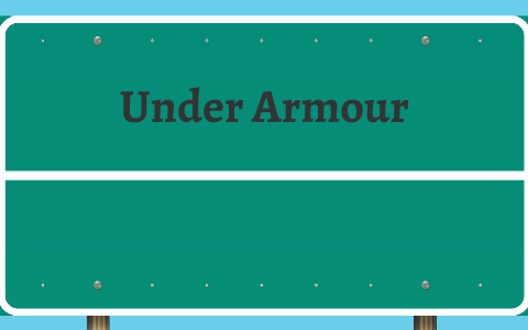 under armour core competencies