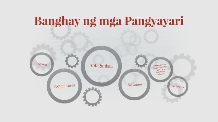 Banghay ng mga Pangyayari by Michelle Rosario on Prezi