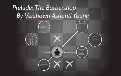 prelude the barbershop essay