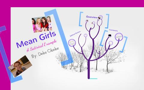 Mean Girls A Satirical Example By Debs Okeke On Prezi