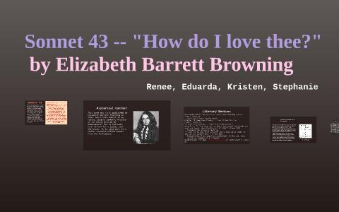 sonnet 43 elizabeth barrett browning analysis