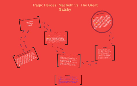 Tragic hero macbeth and the great gatsby by khanh nguyen on prezi