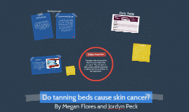Do Tanning Beds Cause Skin Cancer By Megan Flores