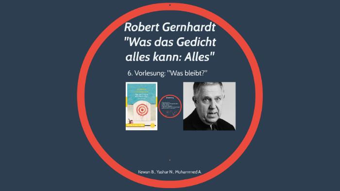 Robert Gernhardt By Deutsch Kewyasmuh On Prezi