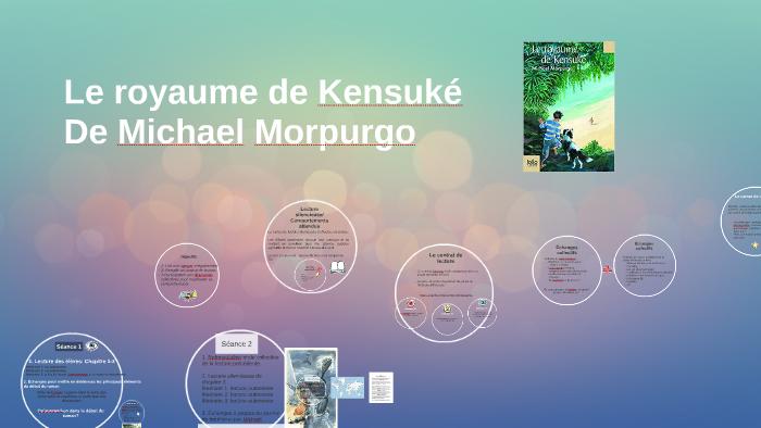 Le Royaume De Kensuke By Maude Michaud Belanger