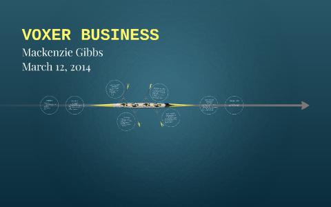 Voxer Business by Mackenzie Gibbs on Prezi