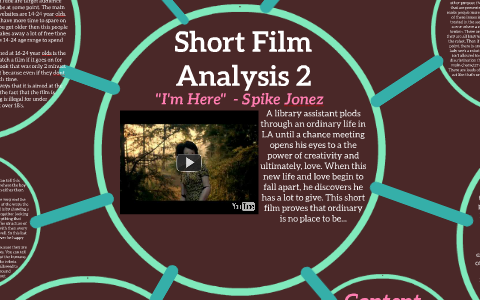 m film analysis