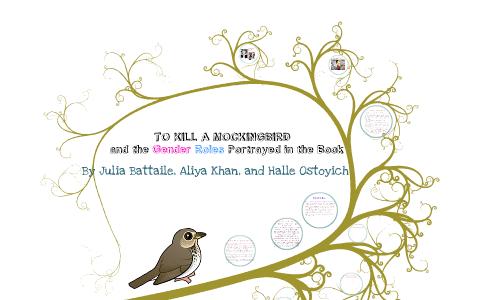 gender roles to kill a mockingbird