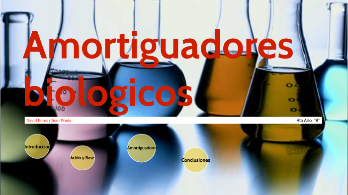 Amortiguadores biologicos by David Perez on Prezi Next