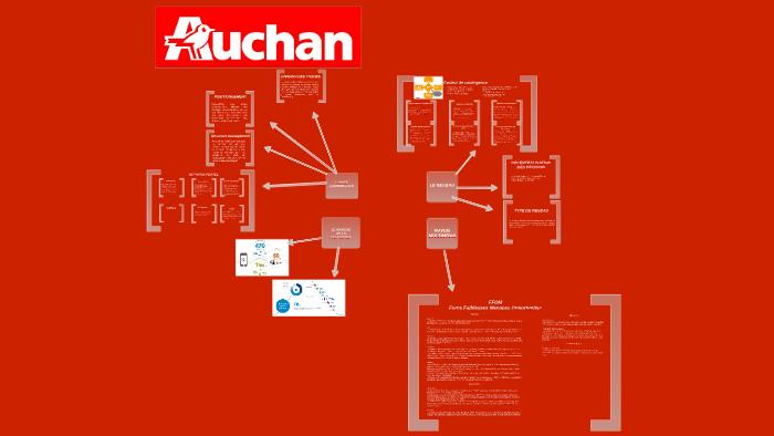 Carte Tnt Auchan.Pduc Auchan By Jonathan Piaut On Prezi