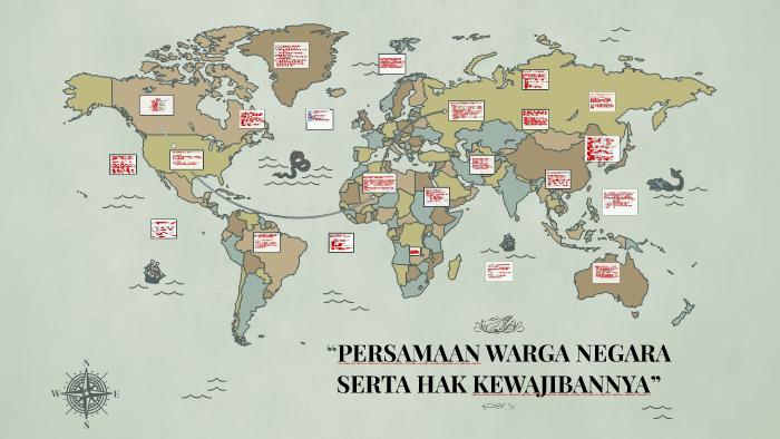 Persamaan Warga Negara Serta Hak Kewajibannya By Deska Natalia On Prezi
