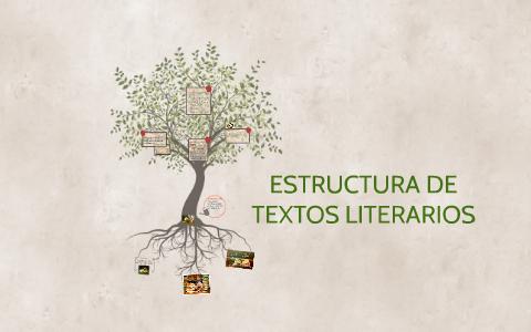 Estructura De Textos Literarios By Prezi User On Prezi