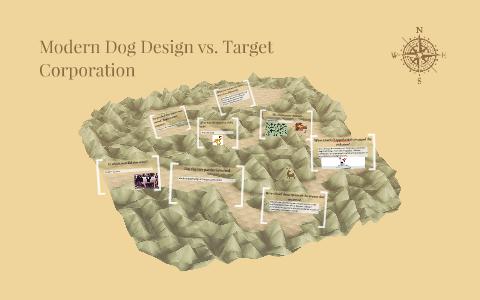 Modern Dog Design Vs Target Corporation By Diamond Montgomery On Prezi