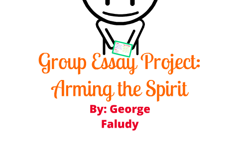 arming the spirit by george faludy thesis