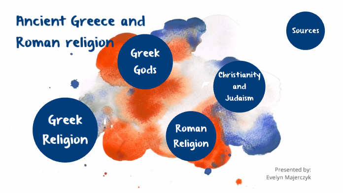 Religious Beliefs in Ancient Greece and Rome by Evelyn