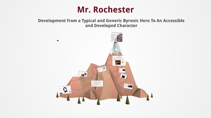 what type of character is mr rochester