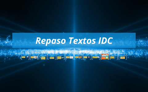 Repaso Redacción De Textos Idc By Eduardo Alba Pelayo On Prezi