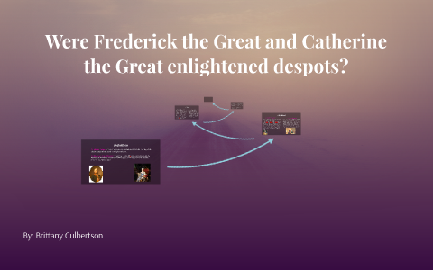 frederick the great enlightened despot