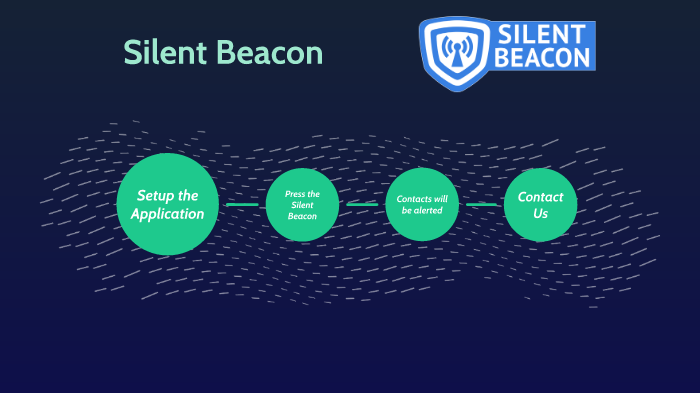 Silent Beacon - Personal Safety Device by Kenny Kelly on