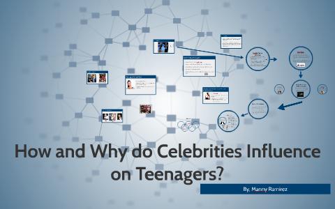 Teens celebrity influence teens