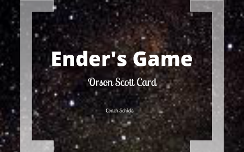 Ender S Game By Nick Schiele On Prezi